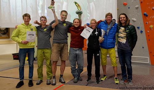Artikelbild zu Artikel Benefiz-Klettermarathon voller Erfolg!