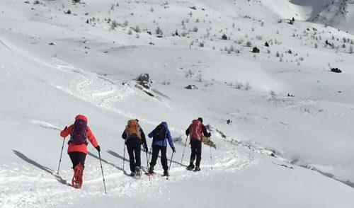 Artikelbild zu Artikel Schneeschuhtage in Valchava (Val Müstair / Schweiz)