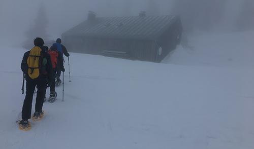 Artikelbild zu Artikel Schneeschuhtour von Aschau zur Hochries