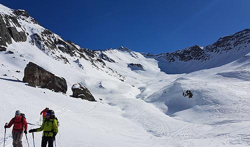 Artikelbild zu Artikel Skitouren im Piemont
