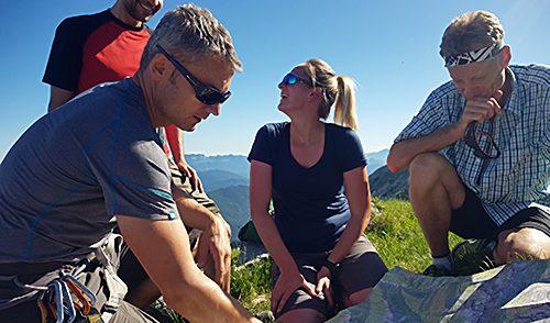 Artikelbild zu Artikel Alpinabteilung