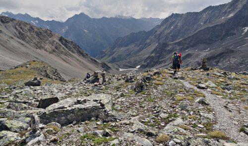 Artikelbild zu Artikel Bergtour in den Ötztaler Alpen