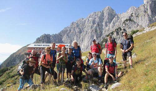 Artikelbild zu Artikel Alpiner Notfallkurs im Wilden Kaiser