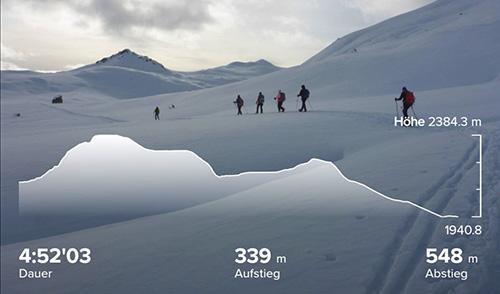 Artikelbild zu Artikel Herrliche Schneeschuhtage im Münstertal/Ofenpass