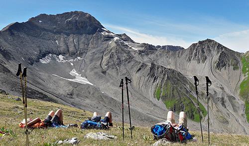 Artikelbild zu Artikel Wanderwoche Kesch Trek