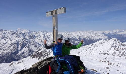 Artikelbild zu Artikel Route du Soleil – Skidurchquerung in der Schweiz